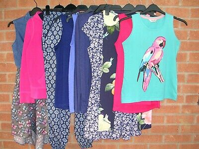 TED BAKER GAP BLUEZOO etc Girls Bundle Tops Leggings Cardigan Dress Age 12-13