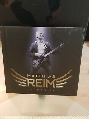 Matthias Reim 2 Cd Limited Edition 2016 Phoenix