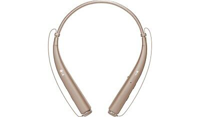 LG TONE PRO HBS-780 Premium Bluetooth Wireless Stereo Headset Gold BLOWOUT SALE