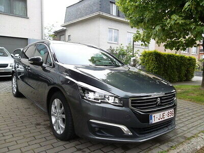 Peugeot 508 1.6 BlueHDi // Allure S // Pack Sport // Full !!