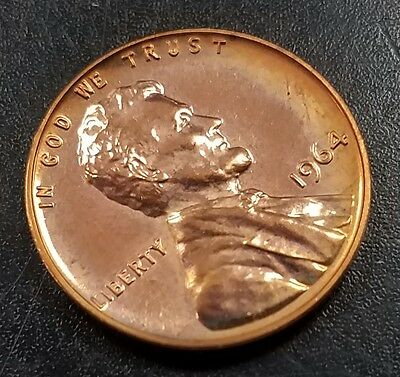 1964 Proof Lincoln Cent!