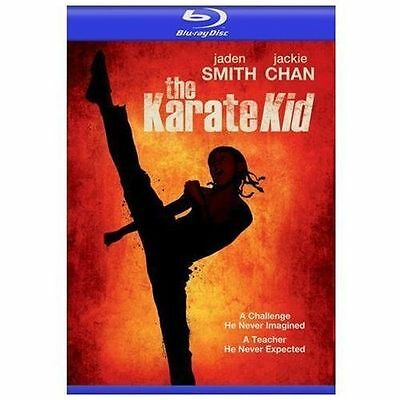 The Karate Kid (Blu-ray Disc and Art Only) Jackie Chan, Jaden Smith