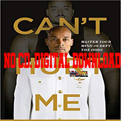 Cant Hurt Me Master Your Mind and Defy the Odds - David Goggins [AUDIO]