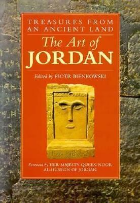 Treasures from an Ancient Land: The Art of Jordan (Art/architecture) by