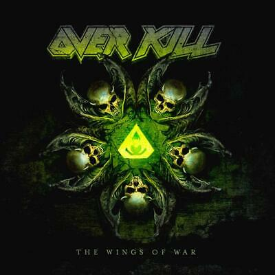 New 2019 Over Kill The Wings Of War Japan Import Cd