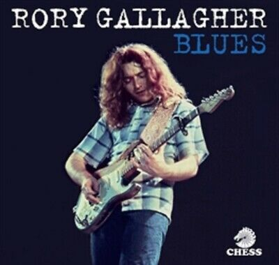 Rory Gallagher - Blues - New 3CD Album