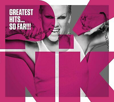 P!nk - Greatest Hits...so Far !! - NEW CD (sealed) Very Best Of Pink