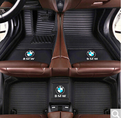 For Car Floor Mats BMW 3 Series E36 E46 E90 F30 G20 ,All Weather Floor Mats