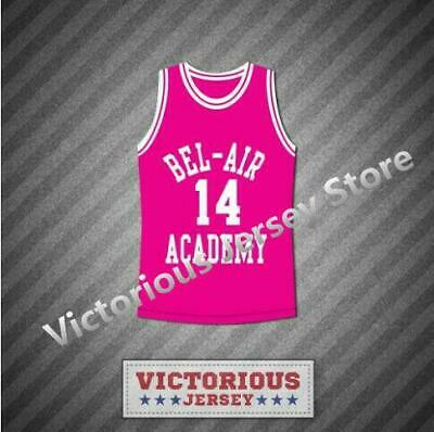 Minanser The Fresh Prince of Bel-Air Will Smith 14 Bel-Air Academy Basketball Je