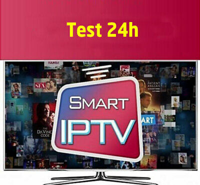 🔥Test Iptv 24H 🔥Premium ➡️Firestick Mag Android Pc Smart Iptv Stb⬅️