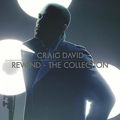 Craig David - Rewind - NEW CD - Very Best Of Collection - Greatest Hits