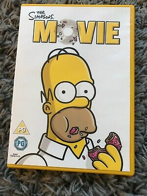 The Simpsons Movie Dvd 2007 Comes With Springfield Shopper Leaflet 1 59 Picclick Uk