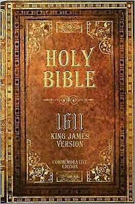 ORIGINAL 1611 KJV King James Bible (Version) on CD Disk