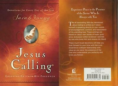Jesus Calling: Enjoying Peace in His Presence (with Scripture References)...