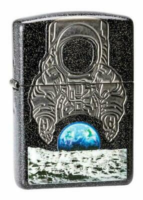 Zippo Unisex's Armor Moon Landing, 2019 Collectible of The Year Windproof Lighte