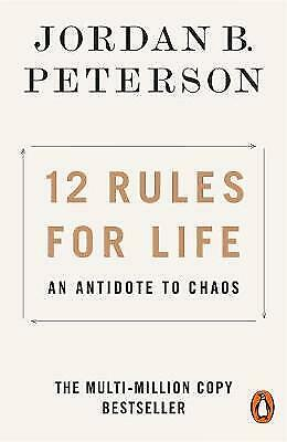 12 Rules for Life - 9780141988511