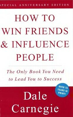 HOW TO WIN FRIENDS & INFLUENCE PEOPLE by Dale Carnegie [PDF]