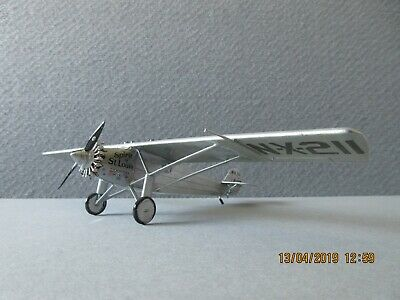 RYAN NYP  SPIRIT OF St.LOUIS 1:48 SCALE  BUILT TO A GOOD STANDARD FOR DISPLAY