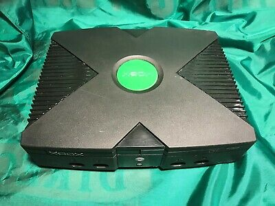 Original Xbox Console for Parts or Repair