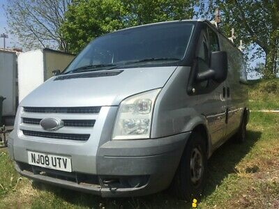 Ford Transit .swb with air con. Tow bar