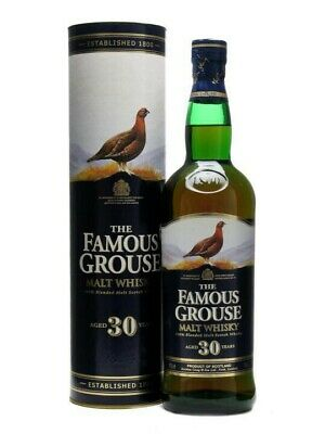 Whisky Famous Grouse 30 Años