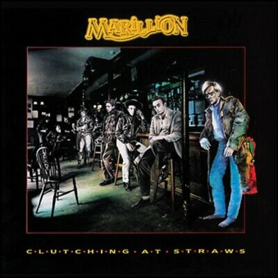 Marillion - Clutching at Straws - New Vinyl 2LP - Pre Order 7th June