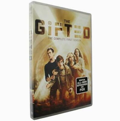 The Gifted Season One 2017 DVD Sealed TV Series Stephen Moyer Free shipping