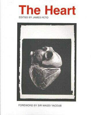 The Heart by James Peto 9780300125108 | Brand New | Free UK Shipping