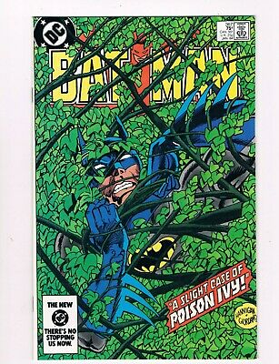 Batman #367 (1984 Dc)   1St Copper Age Appearance Of Poison Ivy