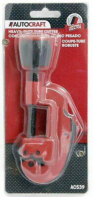 Autocraft Heavy Duty Tubing Cutter 1/8-1 1/8