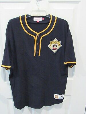bbee36fa5 Pittsburgh Pirates Mitchell Ness men 2XL Jersey Cooperstown Collection MLB  large