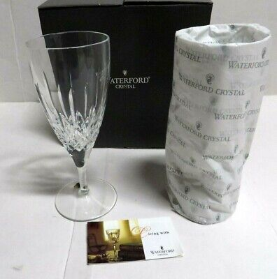 Waterford Crystal LISMORE TRADITIONS 2 Iced Beverage Glasses 127924 NEW / BOX!