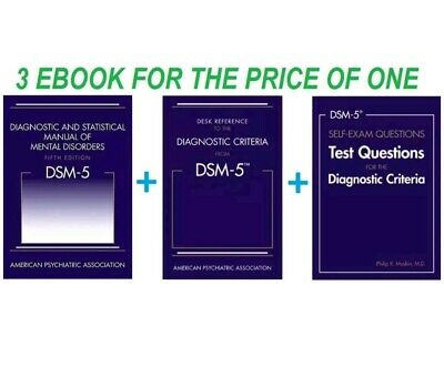 DSM-5 Diagnostic and Statistical Manual of Mental Disorders 5th Edition [PDF]