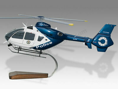 Airbus Eurocopter H135 Lifelink Cape Fear Valley Health Desktop Helicopter Model Aeronautica