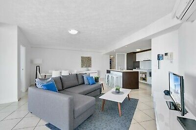 Gold Coast Accommodation Wings Resort - 3 Bedroom Ocean View Apartment
