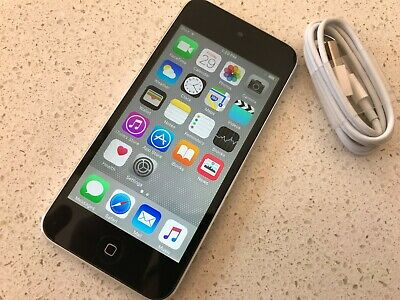 Apple iPod touch 5th Generation Black/Silver (16 GB)