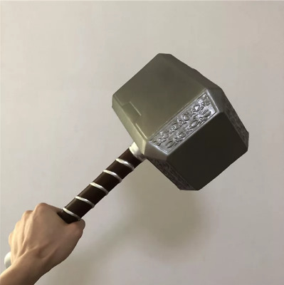 Hammer Thor Avengers Cosplay Replica Mjolnir Prop FOAM Base Full 44cm Cosplay