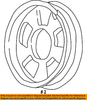 Ford Ranger Power Steering Pulley Diagram