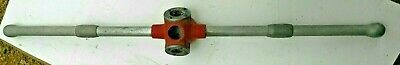 "Ridgid 31-A 3 Way Pipe Threader 1/2"" 3/4"" 1"""