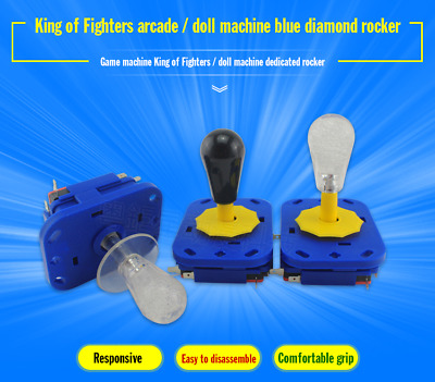 HighQuality Three Different oval arcade Battle Stick Joysticks With Micro Switch