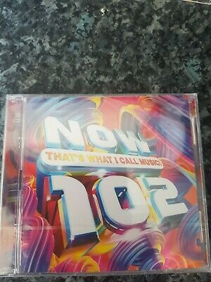 NOW That's What I Call Music! 102 - Various Artists [CD] (2019) New & Sealed UK.