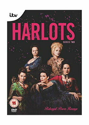 Harlots Series 2 [New DVD]