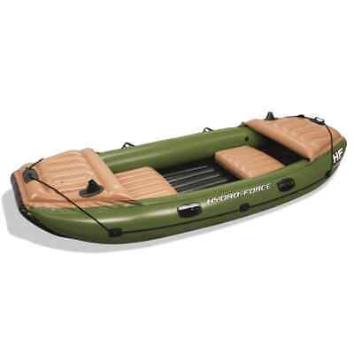 Bestway Gommone Gonfiabile Hydro-Force Treck X2 Imbarcazione Barca Pesca Canoa