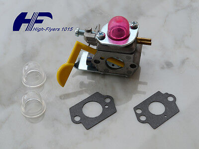 Atv Parts & Accessories Back To Search Resultsautomobiles & Motorcycles United New Carburetor For Craftsman String Trimmer Replace Zama C1u-w18a C1u W18 530071752 545081808