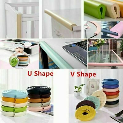 Baby Safety Table/desk Edge Corner Cushion Guard Strip Softener Bumper Protector