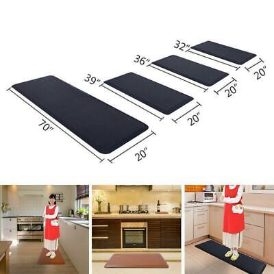 Comfort Anti-Fatigue Mat Non-Slip Floor Mats Rug for Kitchens and Standing Desks