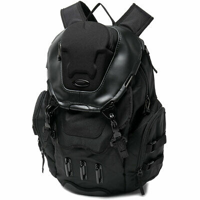 Oakley Unisex Bathroom Sink Backpack Rucksack Bag - Stealth Black