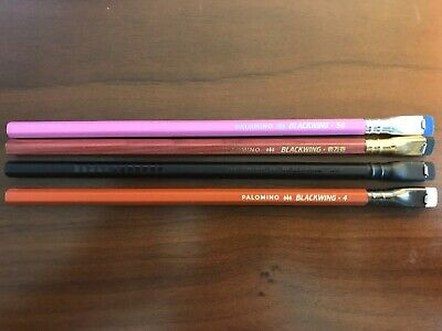 Blackwing pencils: 2018 Volumes Collection + Blackwing Original, Pearl, and 602