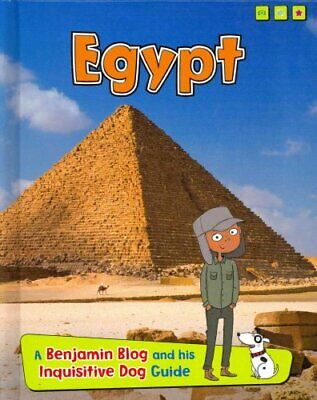 Egypt A Benjamin Blog and His Inquisitive Dog Guide 9781410966636 | Brand New