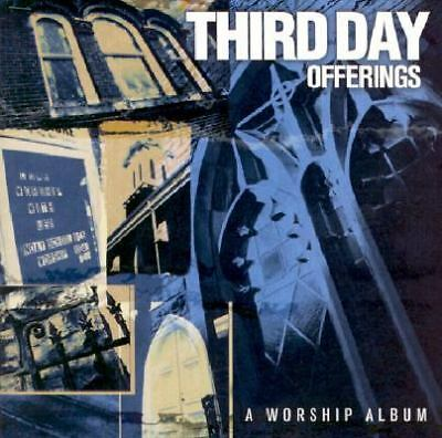 Third Day Offerings : A Worship Album (2000, CD)